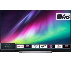 Toshiba 55U7863DB 55 inch Smart 4K Ultra HD HDR LED TV Review