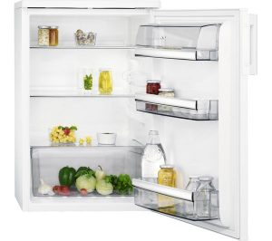 White AEG RTB8152VAW Undercounter Fridge Review