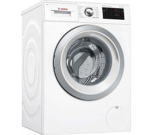 White Bosch Serie 6 WAT286H0GB Smart Washing Machine Review