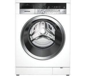 White Grundig GWN410460CW Washing Machine Review