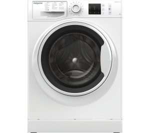 White Hotpoint NM10 844 WW UK Washing Machine Review