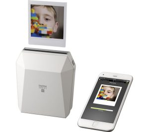 White Instax SP-3 Photo Printer Review