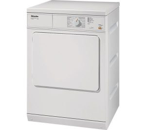 White Miele T8302 Vented Tumble Dryer Review