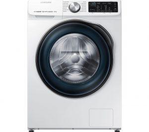 White Samsung WW10N645RBW/EU Smart Washing Machine Review