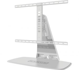 White Sanus WSTV1-W2 686 mm TV Stand with Bracket Review