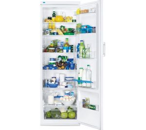 White Zanussi ZRA40113WV Tall Fridge Review