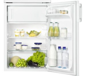 White Zanussi ZRG15805WV Undercounter Fridge Review