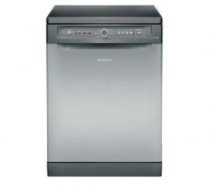 Graphite Hotpoint Futura FDFL11010G Full-size Dishwasher Review