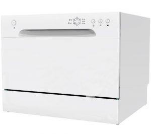 White Essentials CDWTT15 Compact Dishwasher Review
