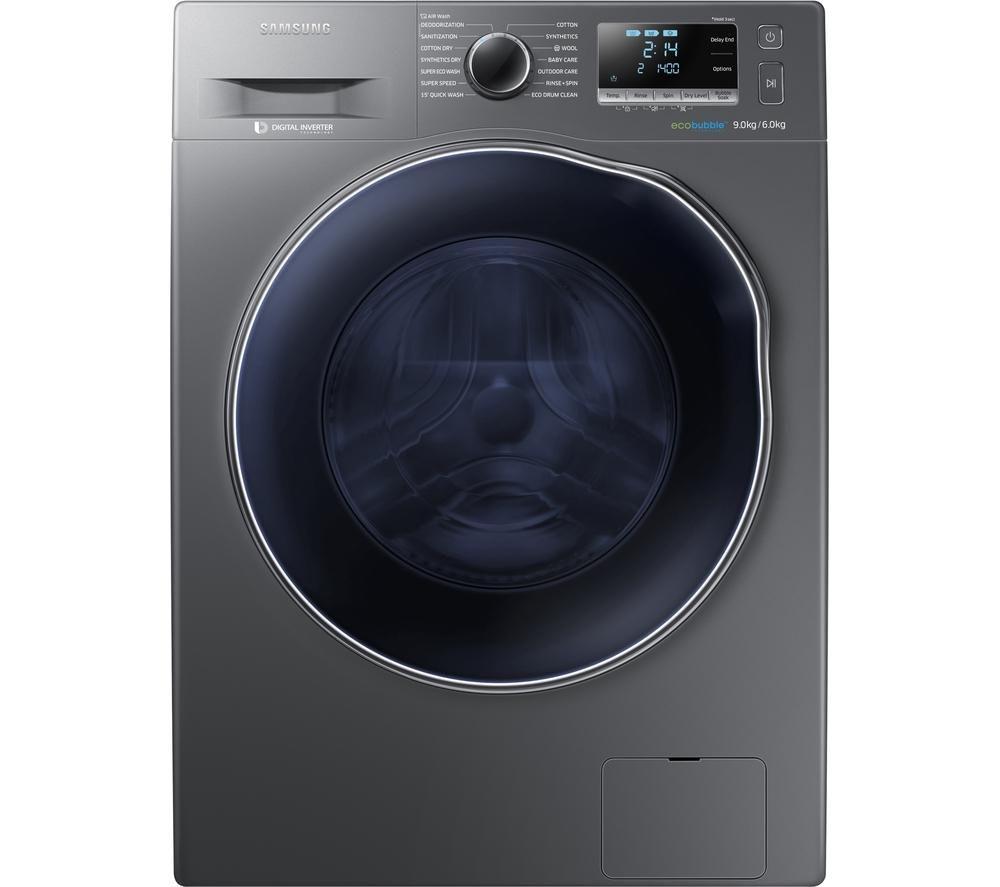 Graphite Samsung WD90J6410AX/EU Washer Dryer Review