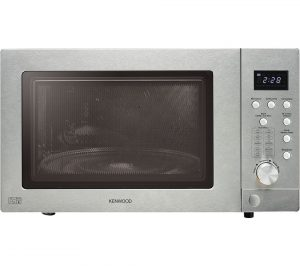 Silver Kenwood K25CSE16 Combination Microwave Review