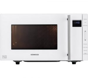White Kenwood K23MFW15 Solo Microwave Review