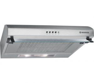 Stainless Steel Hoover HFT60/2X Visor Cooker Hood Review