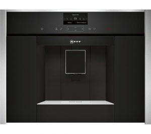 Black Smeg ECF01BLUK Coffee Machine Review