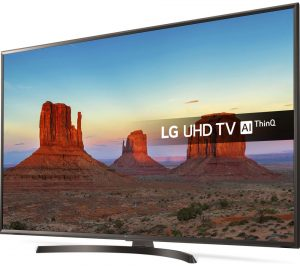 LG 55UK6470PLC 55 inch Smart 4K Ultra HD HDR LED TV Review