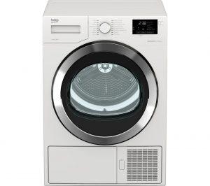 White Beko DHX93460W Heat Pump Tumble Dryer Review