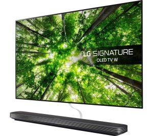 LG OLED65W8PLA 65 inch Smart 4K Ultra HD HDR OLED TV Review