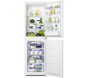 Zanussi ZBB27450SV Integrated Fridge Freezer Review