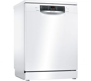 White Bosch Serie 4 SMS46IW08G Full-size Dishwasher Review