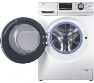 White Haier HW90-B14636 Washing Machine Review