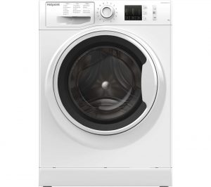 White Hotpoint NM10 944 WW UK Washing Machine Review
