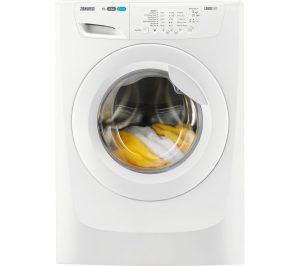 White Zanussi ZWF01280W Washing Machine Review