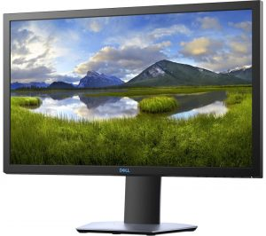 Black Dell S2419HGF Full HD 24 inch LCD Gaming Monitor Review