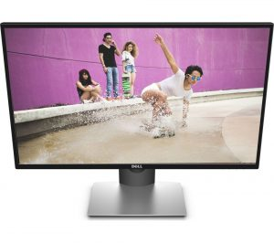 Black Dell SE2717H Full HD 27 inch LED Gaming Monitor Review