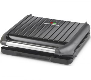 Black George Foreman 25052 Entertaining Grill Review