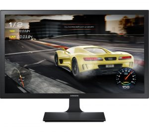 Black Samsung LS27E330HZX/EN Full HD 27 inch LED Monitor Review