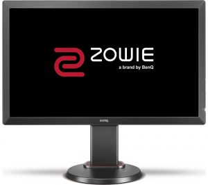 Black BenQ Zowie RL2455T Full HD 24 inch LED Gaming Monitor Review
