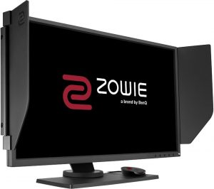Black BenQ Zowie XL2536 Full HD 24.5 inch LED Gaming Monitor Review