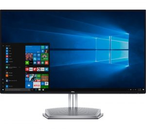 Black Dell S2719H Full HD 27 inch IPS Monitor Review