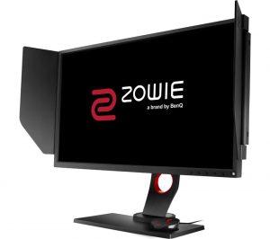 Grey BenQ XL2546 Full HD 24.5 inch LED Gaming Monitor Review