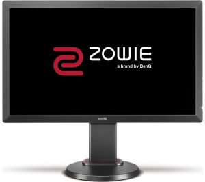 Grey BenQ Zowie RL2460 Full HD 24 inch LED Gaming Monitor Review