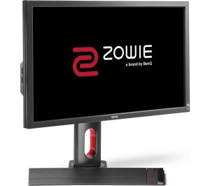 Grey BenQ Zowie XL2720 Full HD 27 inch LED Gaming Monitor Review