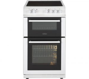 White Belling FS50EDOC 50 cm Electric Ceramic Cooker Review