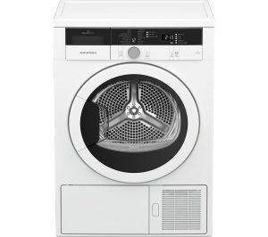 White Grundig GTN29240GW Heat Pump Tumble Dryer Review