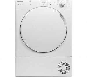 White Hoover Link HLC9LF Smart Condenser Tumble Dryer Review