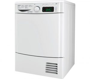 White Indesit Ecotime EDPE 945 A2 Heat Pump Tumble Dryer Review