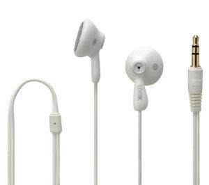 White Logik Gelly LGELWHT16 Headphones Review