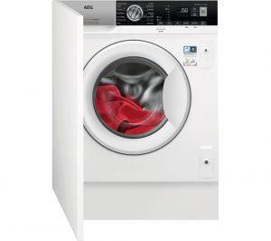 AEG 7000 Series L7FE7261BI Integrated Washing Machine Review