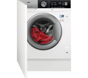 AEG Series 8 L7FC8432BI Integrated Washing Machine Review