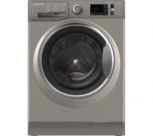 Graphite Hotpoint Active Care NM11 845 GC A UK Washing Machine Review