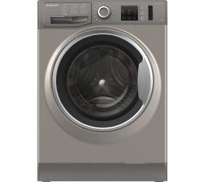Graphite Hotpoint NM10 844 GS Washing Machine Review