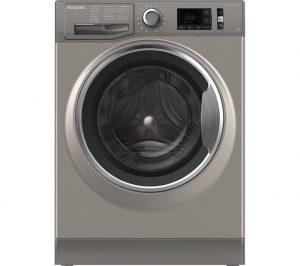 Graphite Hotpoint NM11 946 GC A UK Washing Machine Review