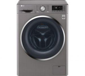 Graphite LG FH4U2VCN8 Smart Washing Machine Review