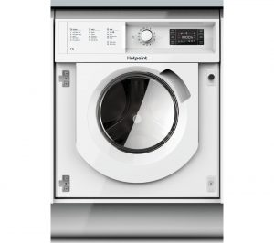 Hotpoint BI WMHG 71284 UK Integrated Washing Machine Review