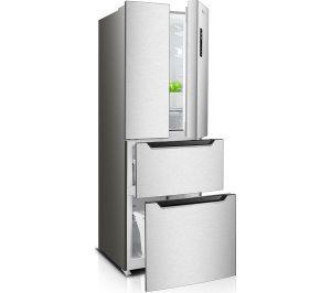 Inox Kenwood KMD60X19 Fridge Freezer Review