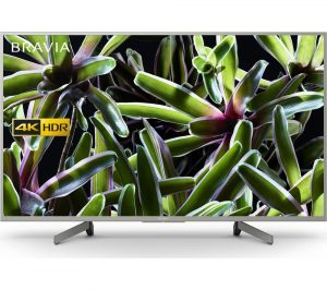 Sony BRAVIA KD43XG7073SU 43 inch Smart 4K Ultra HD HDR LED TV